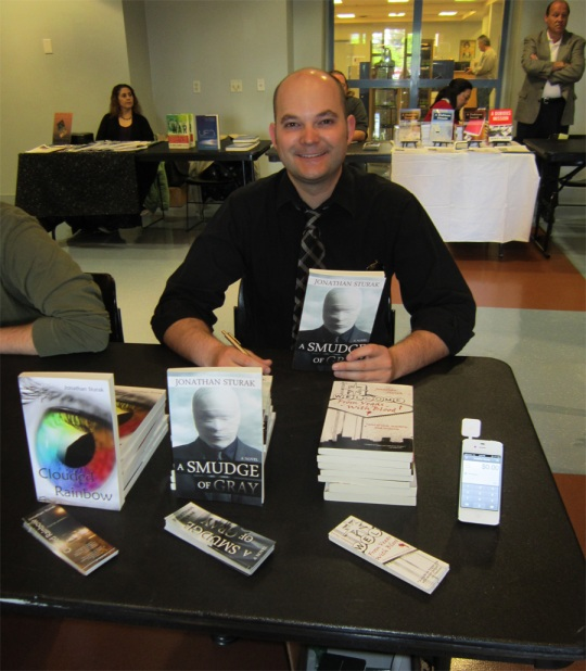 Book Signing April072012